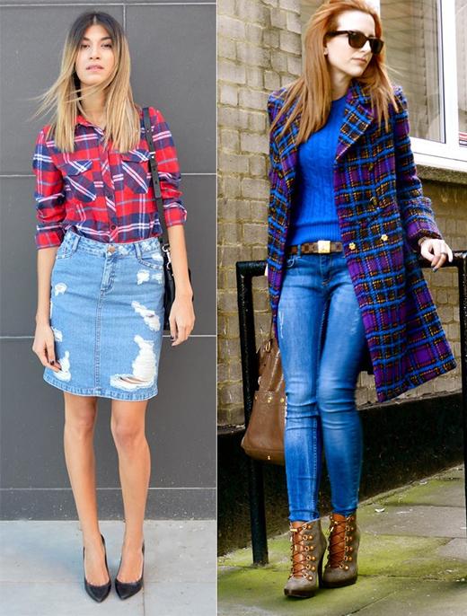 Tips Για Να Φοράμε Σωστά Τα Καρό Το Χειμώνα 49a6855508b
