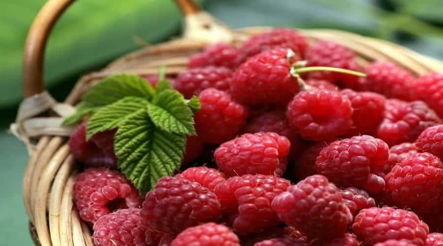 Raspberries cetones